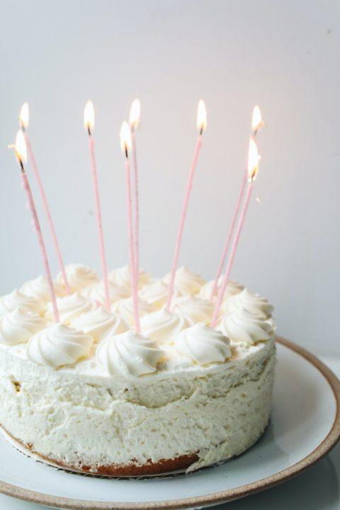 anniversaire décoration gâteau